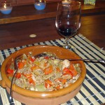 Kochen mit Kitty Heute: Schlampf á la Espana