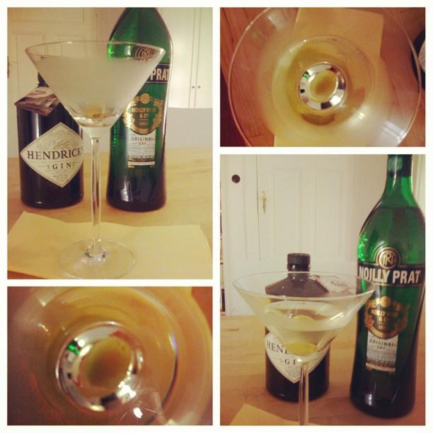 Mein Martini-Baukasten ist wieder komplett! #martini