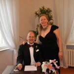 Einmal Zehlendorf und zurück oder Auch die Digitale Boheme heiratet irgendwann – Eine Geschichte mit Bildern