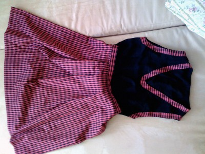 trümmerfrauenkleid