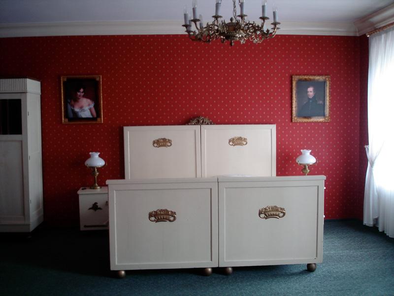 Schlafzimmer Appartement Witaszyce