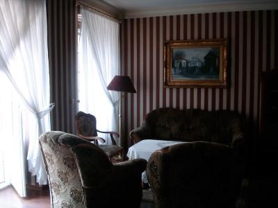 Wohnzimmer Appartement Witaszyce