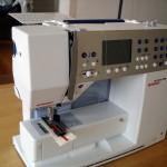Meine Nähmaschine – Bernina Aurora 450