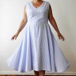Me Made Mittwoch – Vichy-Karo-Kleid