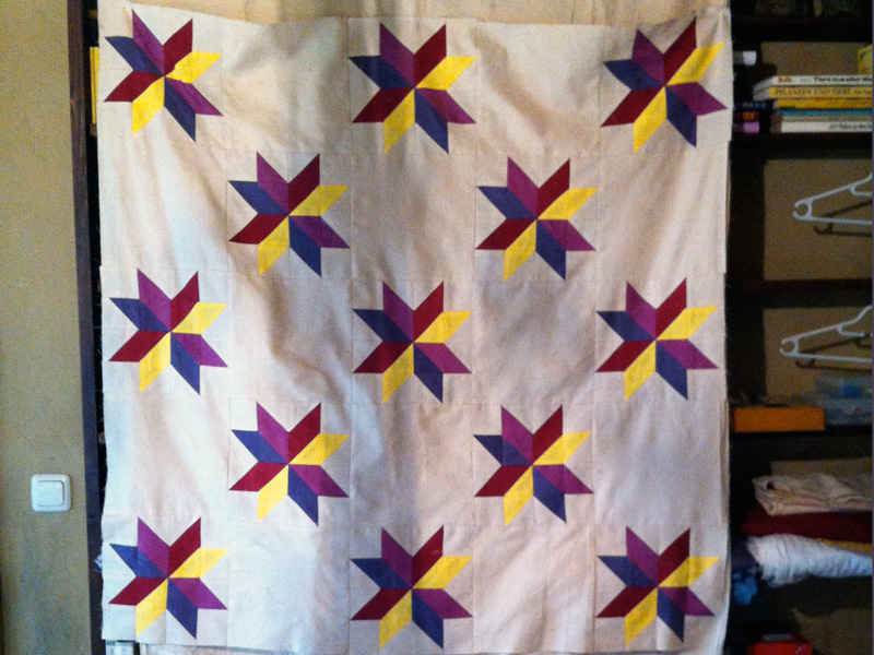 Starflower Quilt Center