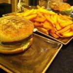 Burger bei Hans im Glück Admiralspalast /cc @blognburger