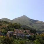 letzter Blick aus dem Fenster vor der Abfahrt nach Palermo #conventobaida