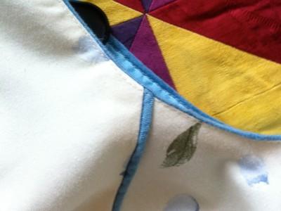 Damenkleid Detail 2