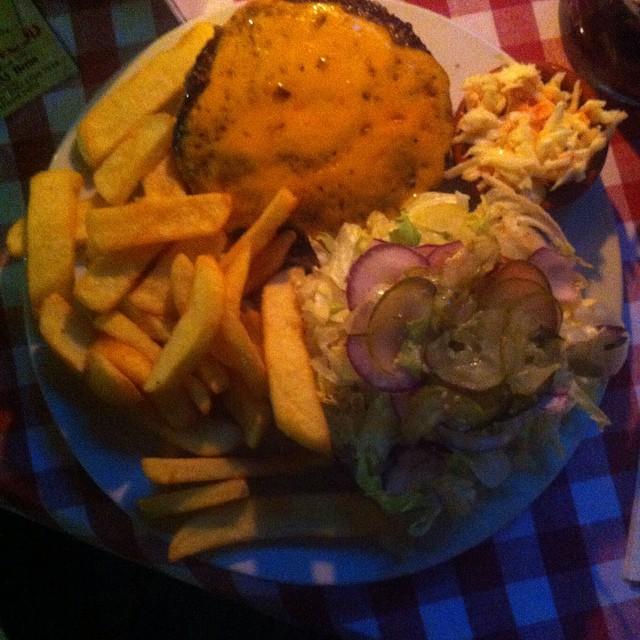 White Trash Burger