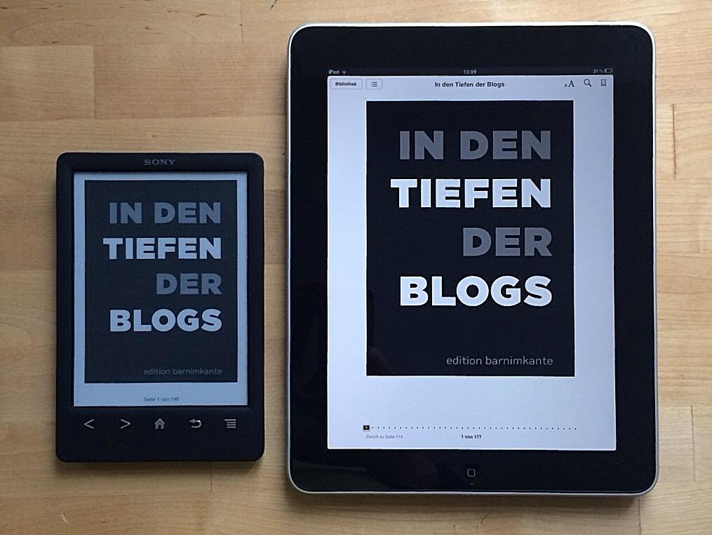 In den Tiefen der Blogs