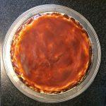 Verunglückter Heidesand kann als Cheesecake mit Karamell-Topping recycelt werden.